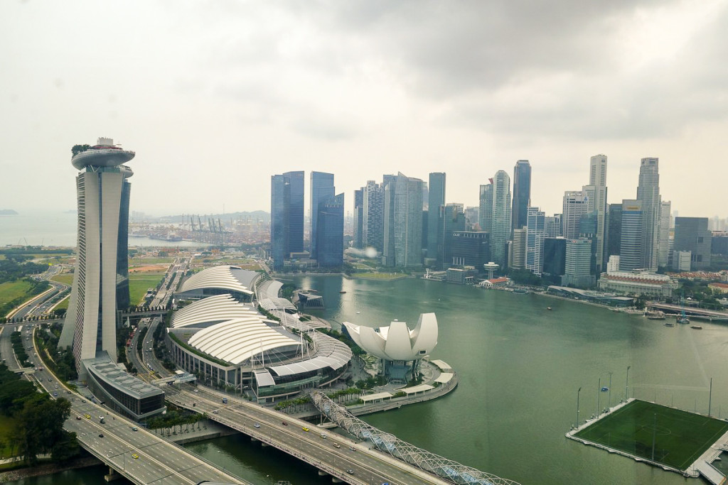 Eugene Kaspersky's top-100 must see places of the world - Singapore