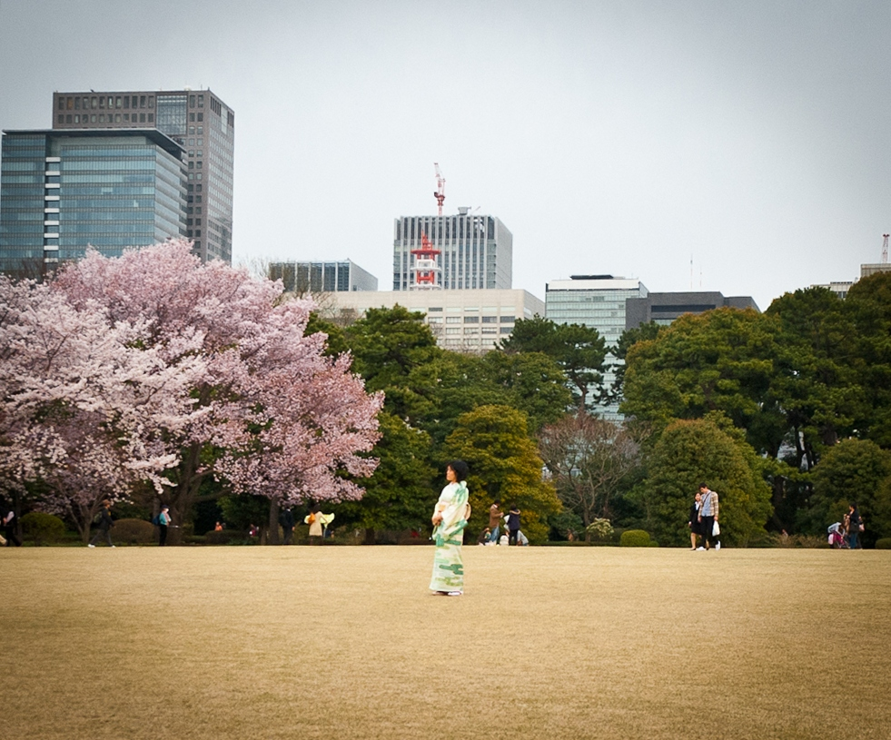 Eugene Kaspersky's top-100 must see places of the world - Tokyo