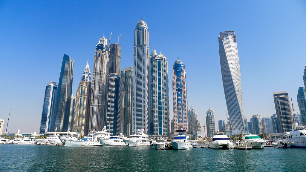 Eugene Kaspersky's top-100 must see places of the world - Dubai
