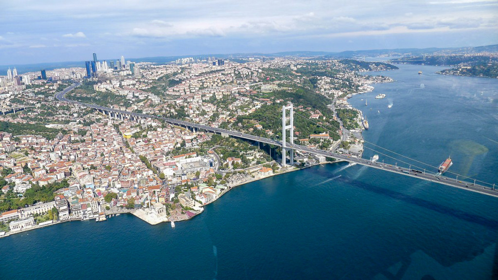 Eugene Kaspersky's top-100 must see places of the world - Istanbul
