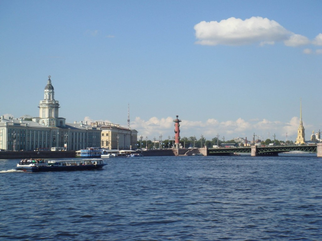 Eugene Kaspersky's top-100 must see places of the world - St.Petersburg