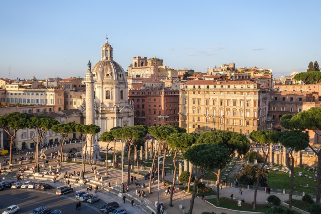 Eugene Kaspersky's top-100 must see places of the world - Rome