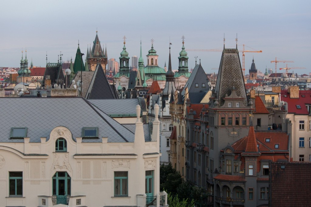 Eugene Kaspersky's top-100 must see places of the world - Prague