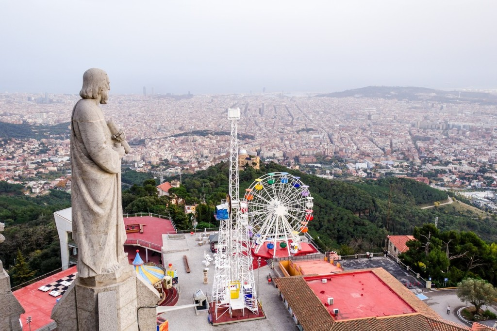 Eugene Kaspersky's top-100 must see places of the world - Barcelona