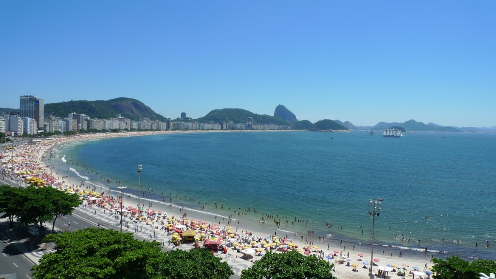 Eugene Kaspersky's top-100 must see places of the world - Rio de Janeiro
