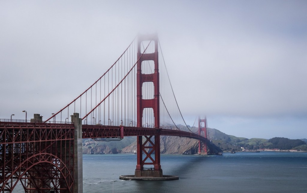 Eugene Kaspersky's top-100 must see places of the world - San Francisco