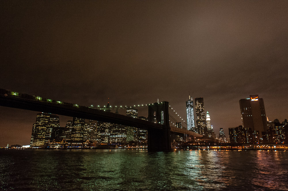 Eugene Kaspersky's top-100 must see places of the world - New York City
