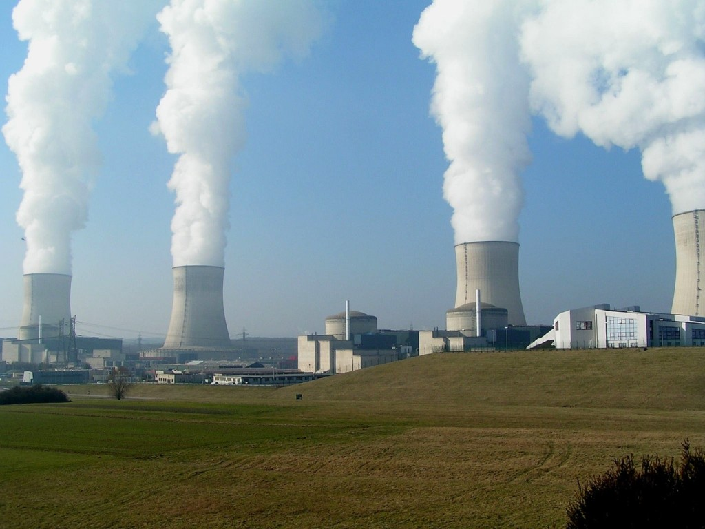 (Random pic of) the Cattenom Nuclear Power Plant in France where, I hope, all is tip-top in terms of cybersecurity