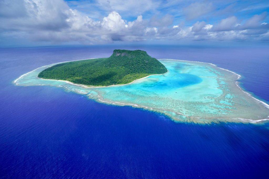 Inhabited And Uninhabited Islands Of Fiji Pt 2 Nota Bene