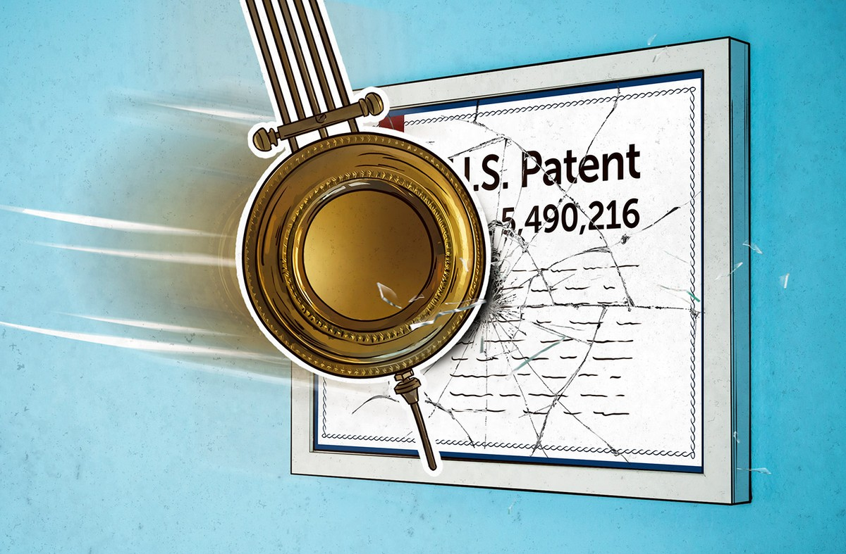 The end of the beginning in the fight against patent trolls.