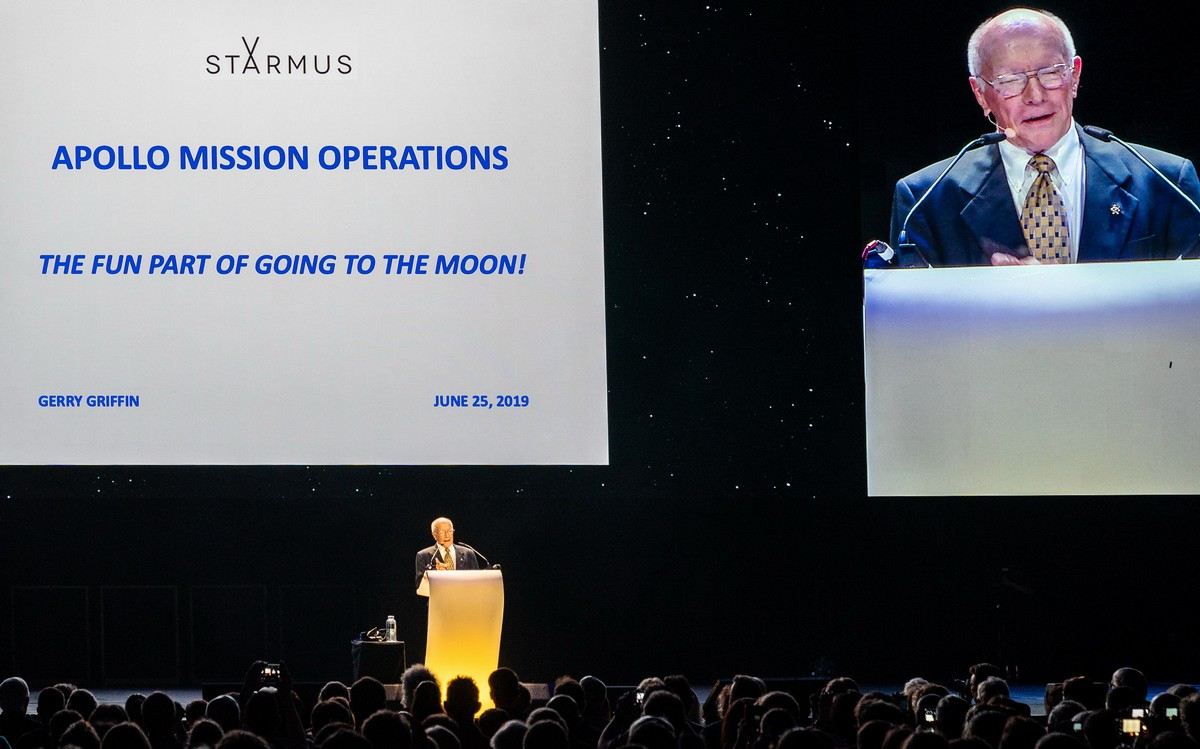 Starmus 2019 – from Apollo to Virgo, Buzz Aldrin to Brian May, and exoplanets to extremely large telescopes.
