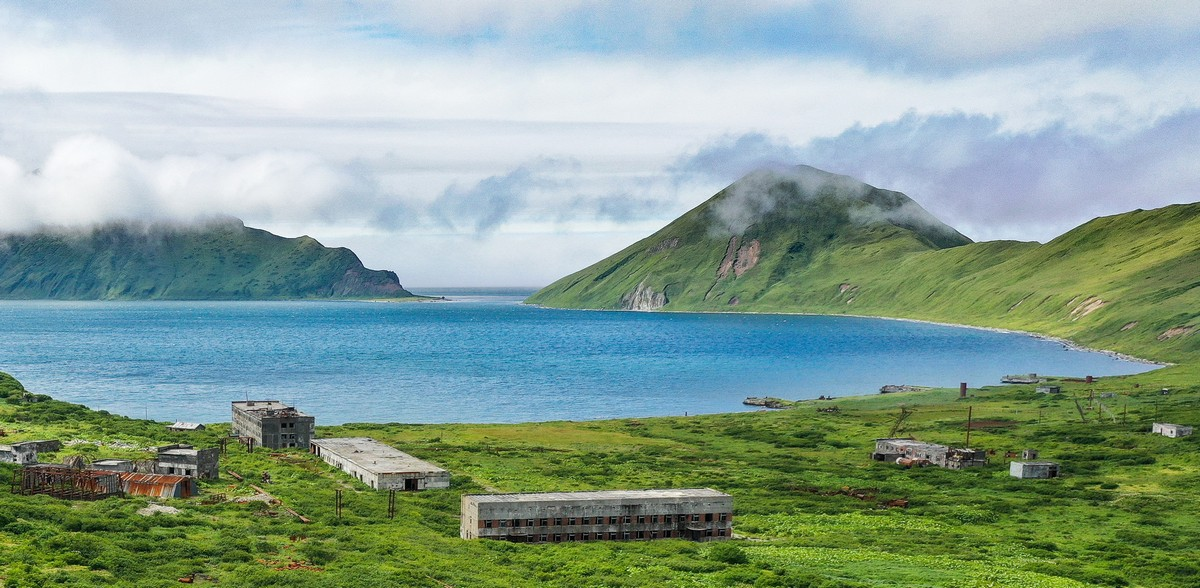 The world's largest man-made explosion ever – by far: in the Kurils, where else?!