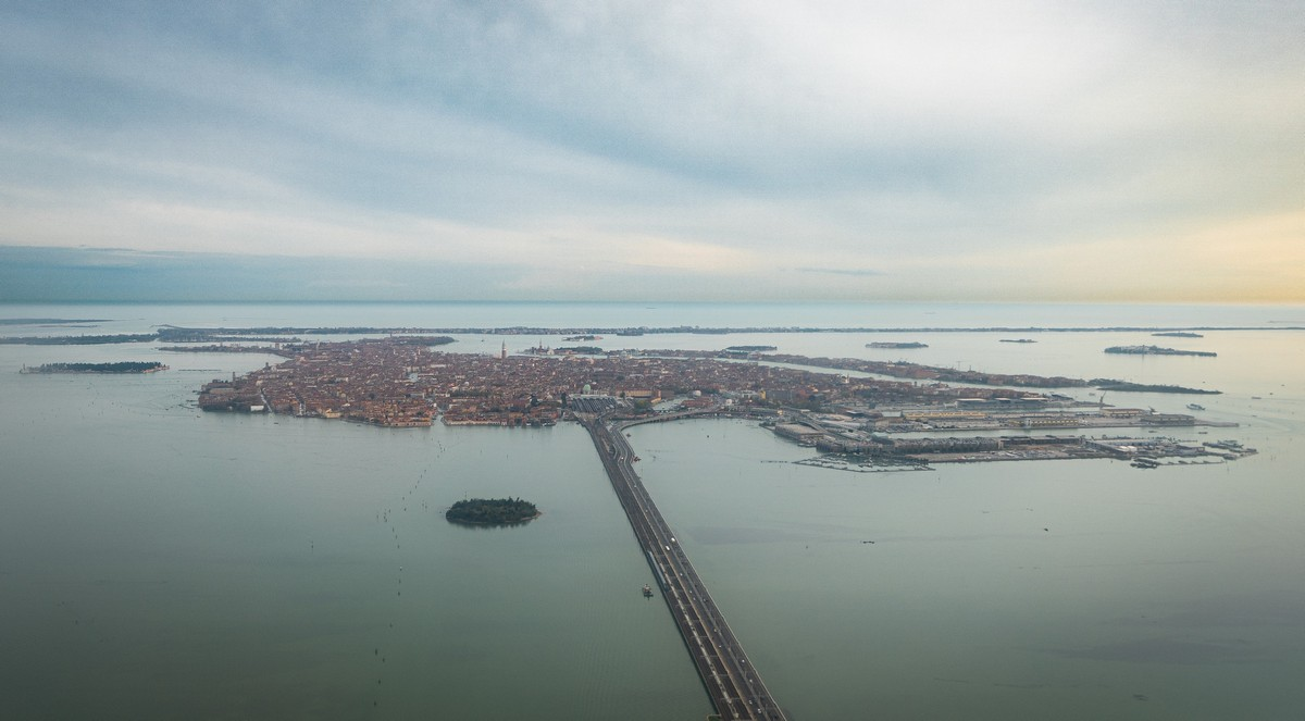 Venice vs. November, floods and a biennale.