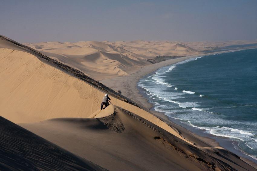 African Adventure 2020 – Namibia: day two – Skeleton Coast.