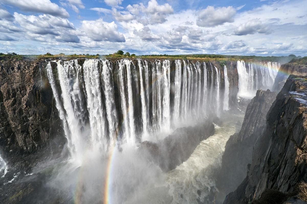 Victoria Falls 2020.