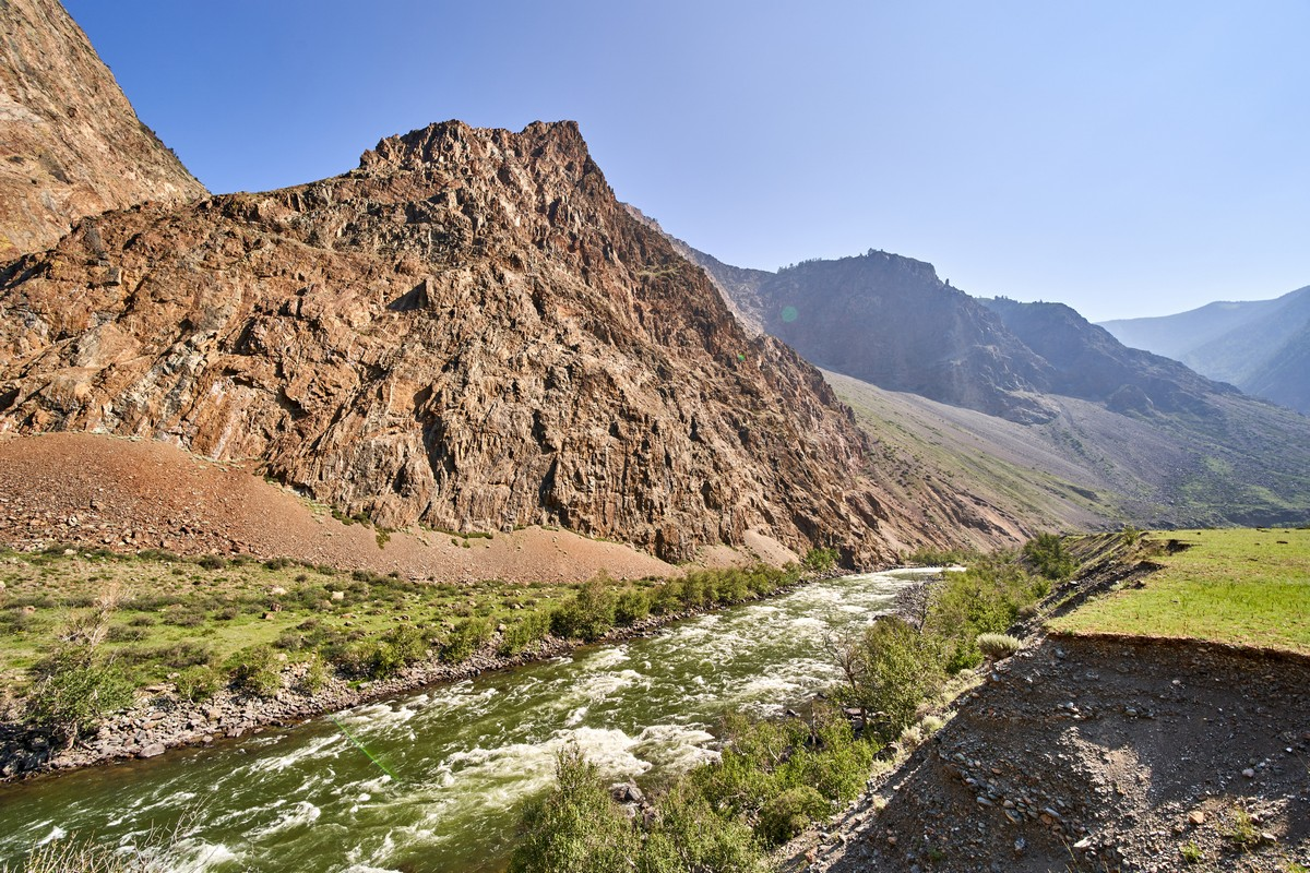 Altai-2020: Chulyshman -> Katu-Yarik -> Bashkaus.