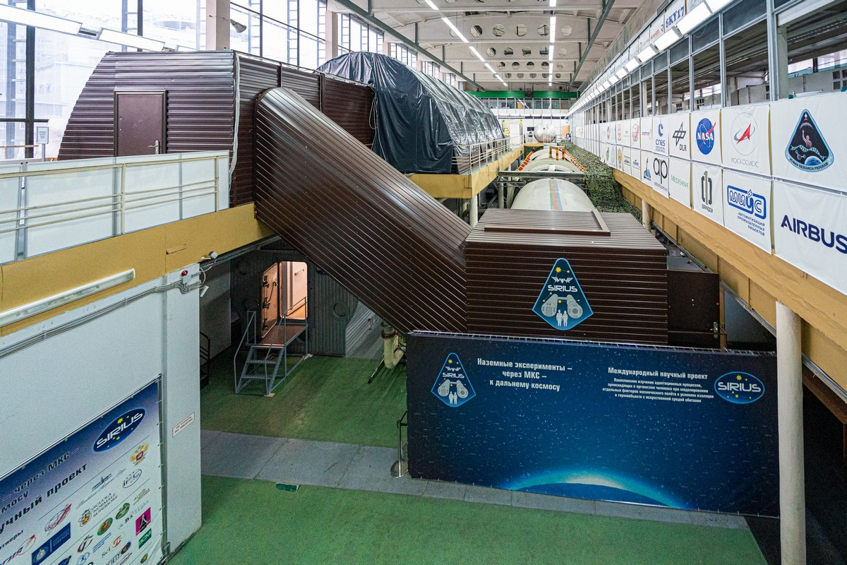 Moscow-to-Mars simulation – to see if you'd last the duration!
