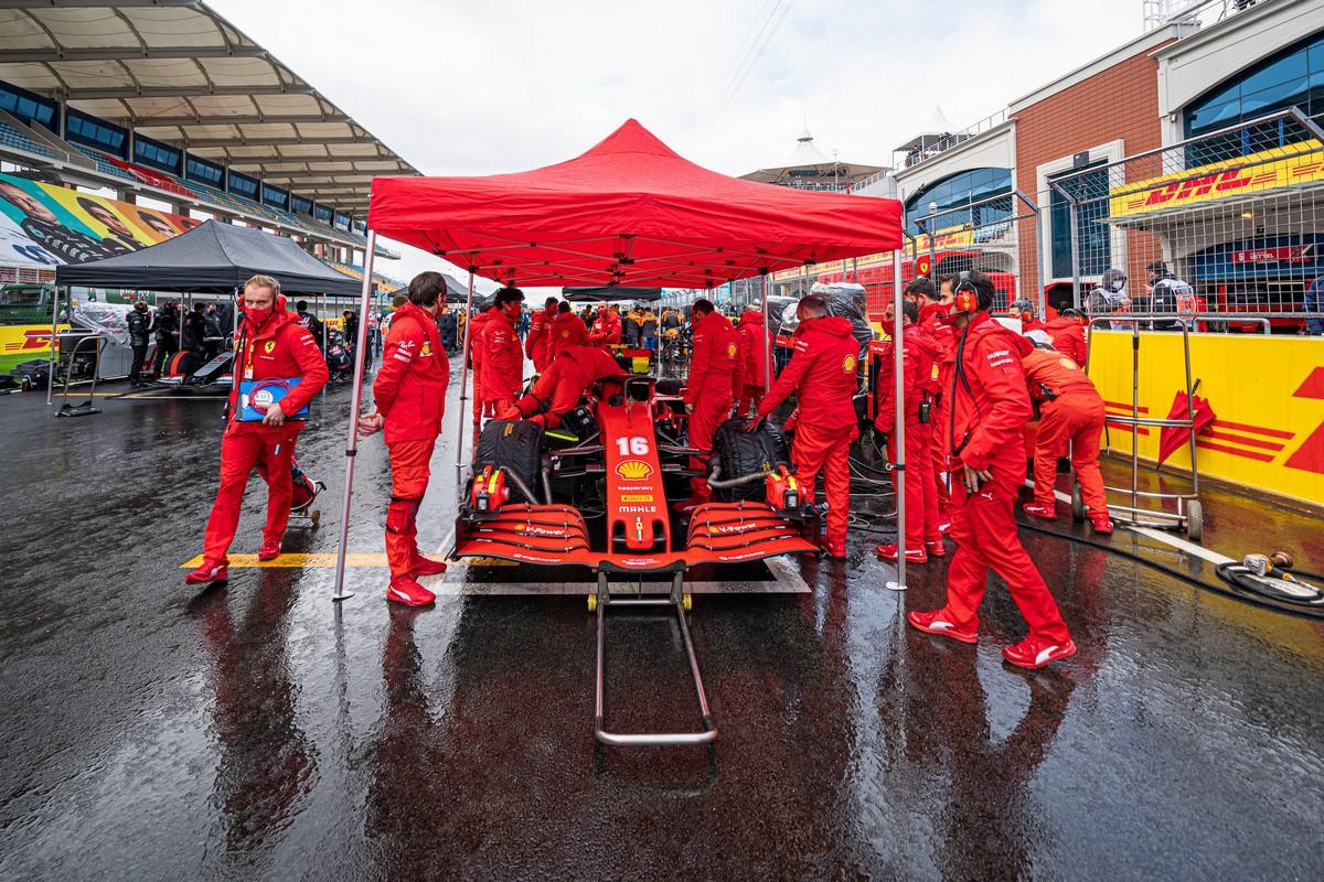 Turkish Grand Prix 2020: Very strange F1 in very strange times.