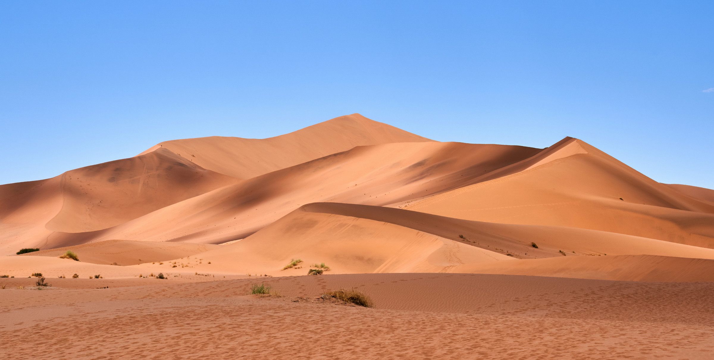 The 12 most beautiful places in the world. No.12: Red… dunes.