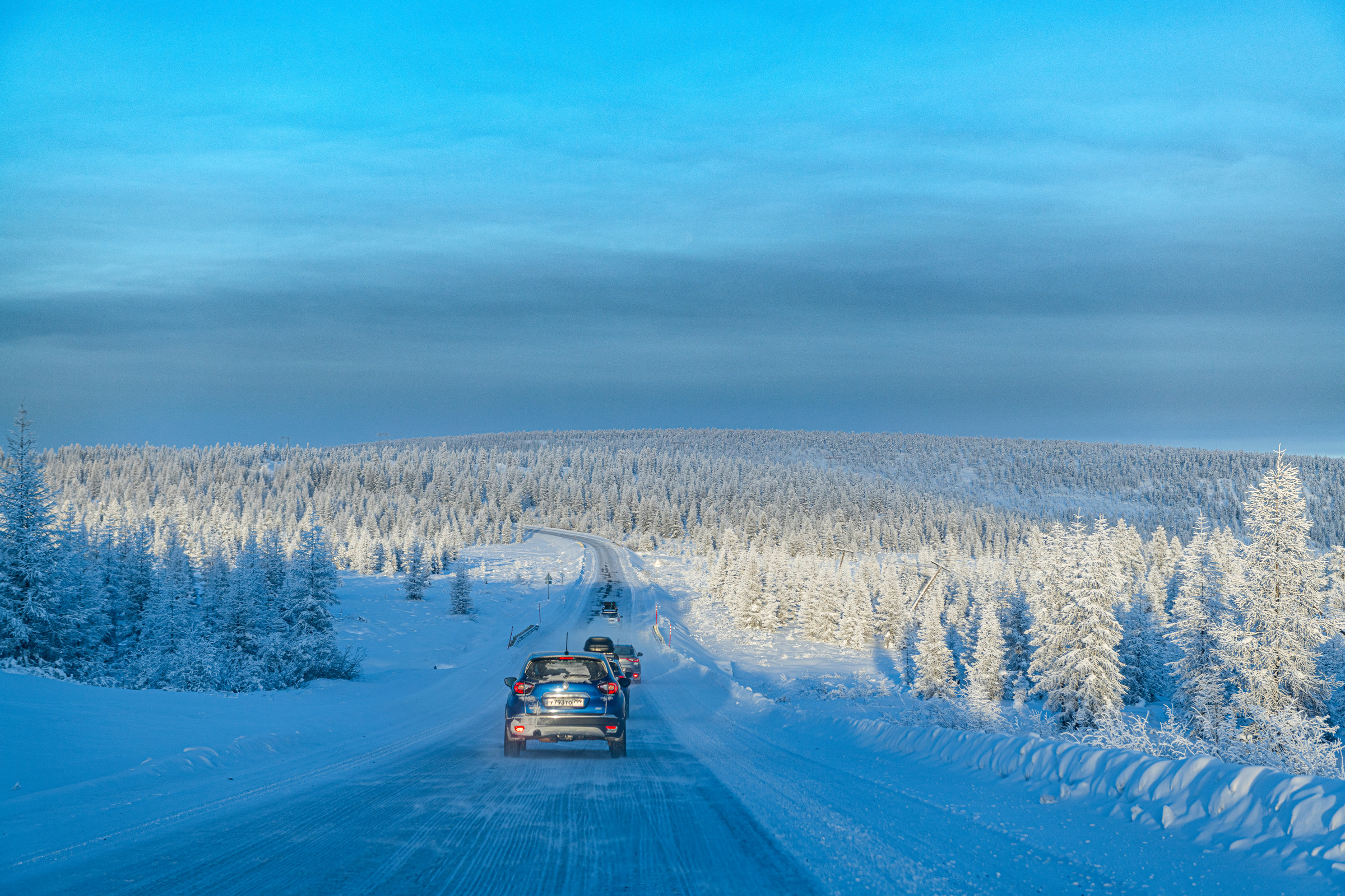 Magadan–Moscow road trip: 12,000km… but how many speeding tickets?!