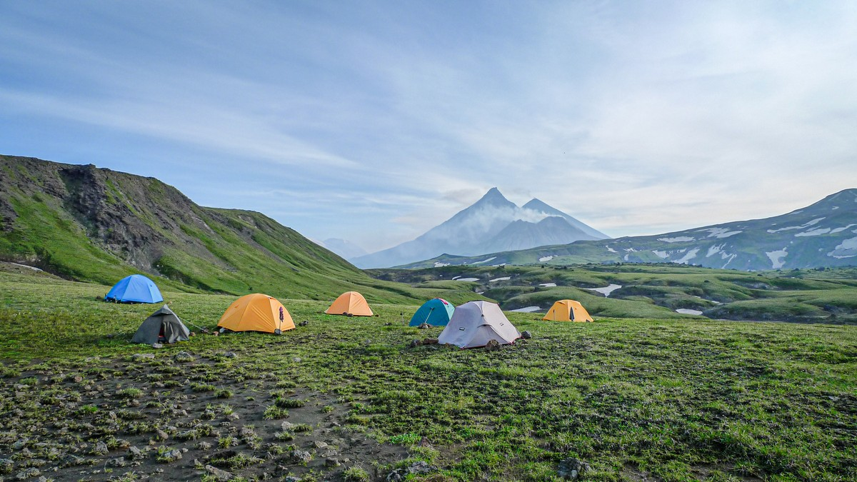 Kamchatka-2021: more mirages – in Volcano Alley.