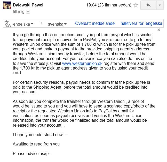 Capire come funziona una truffa: i malintenzionati all'assalto dei siti web di annunci per compravendite tra privati