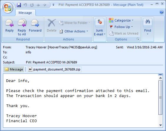 Locky, il ransomware crittografico che fa il giro del mondo